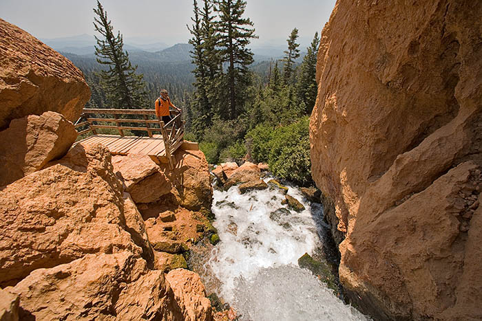 Cascade Falls, Utah