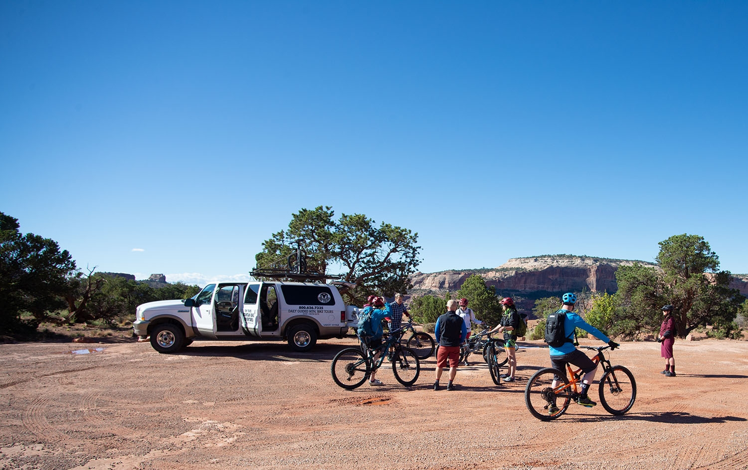 Canyonlands-National-Park-Full-Day-Guided-Mtb-Tour-Instructions