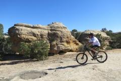 Gooseberry-Mesa-Guided-Tour-Across-the-slickrock
