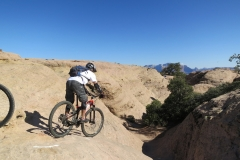 Gooseberry-Mesa-Guided-Tour-Down-the-slot