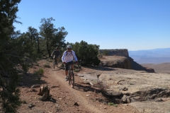 Gooseberry-Mesa-Guided-Tour-Trail-Windmill