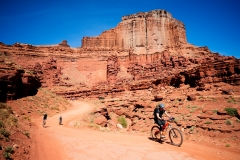 Downhill Beneath Anticline Overlook