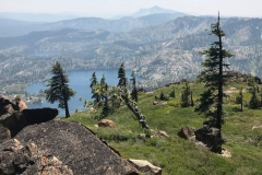Sierra-Buttes-California-Mtb-Guided-Tour-Lake-From-High-Up