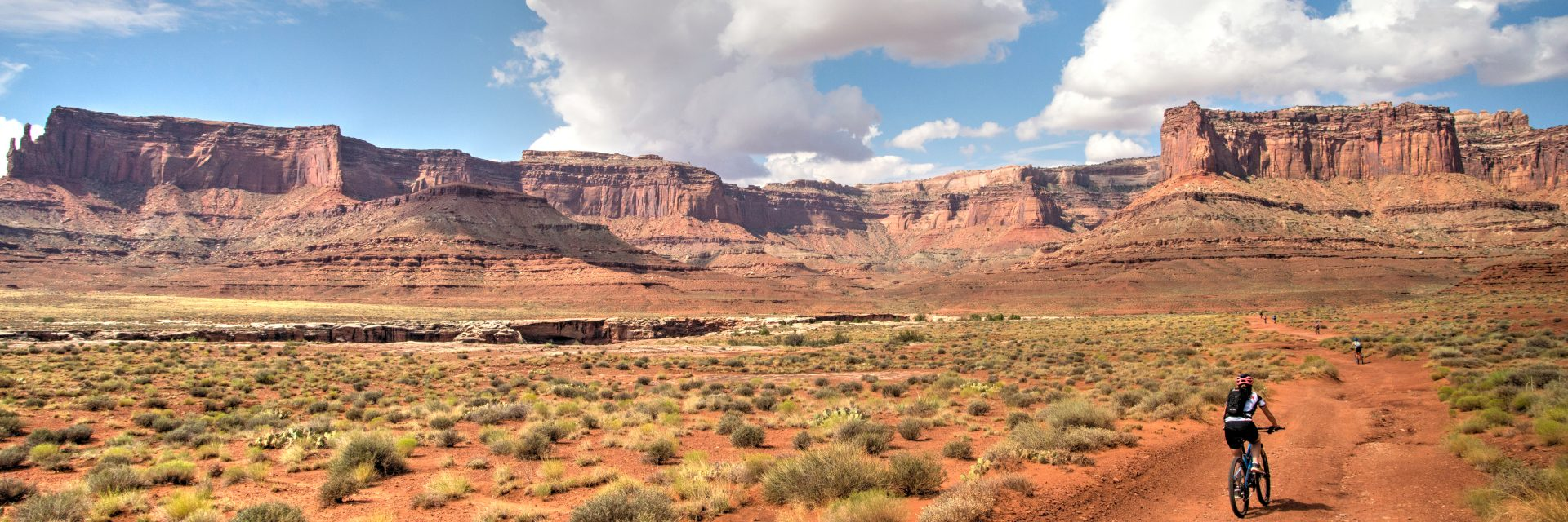 Canyonlands National Park - White Rim Trail