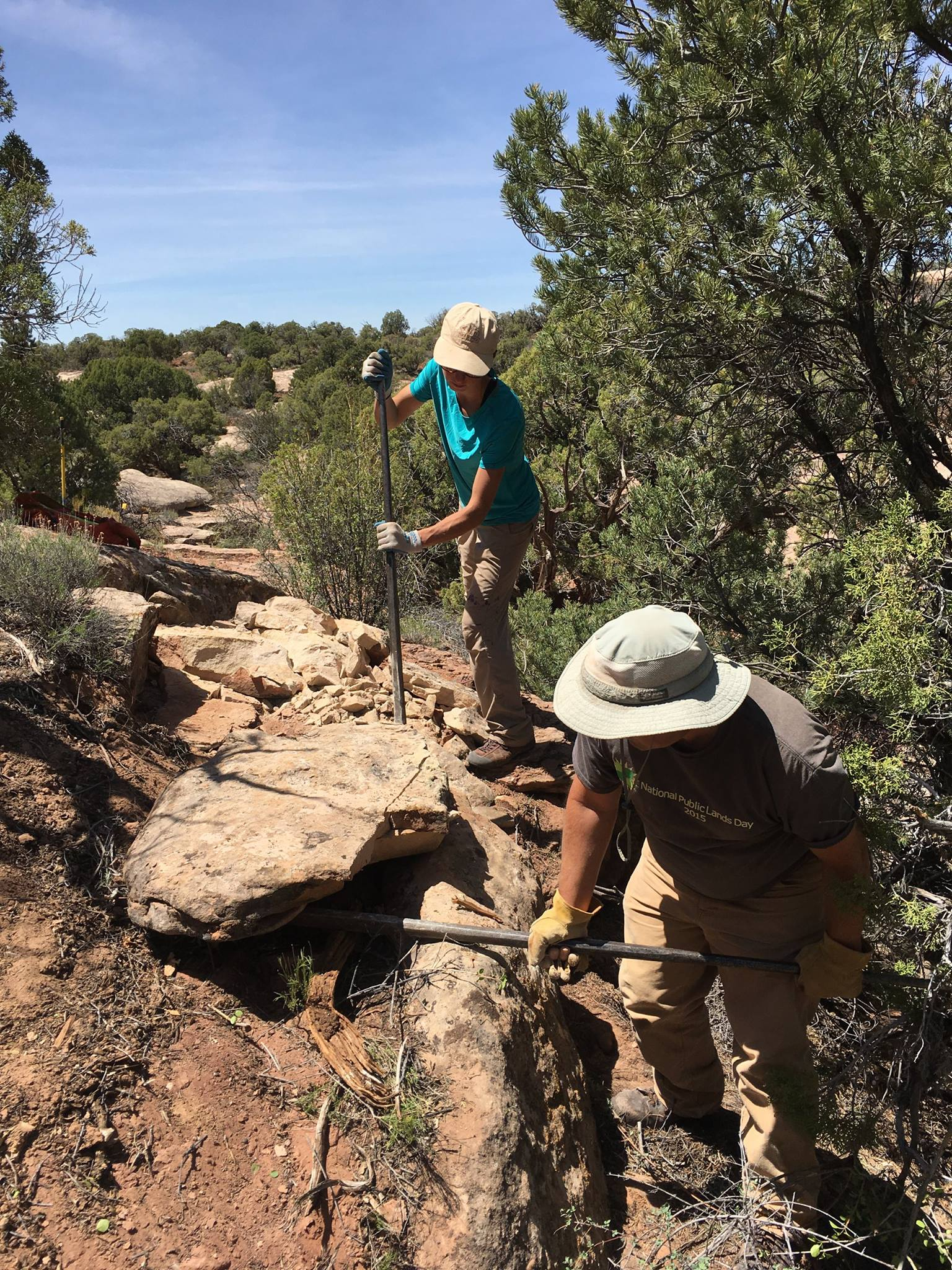 Rodeo: Moab's newest singletrack was completed May 11, 2017