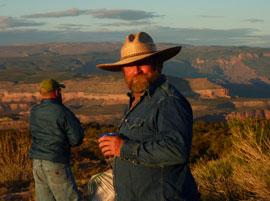 "Backcountry Guide Chris ""Buck"" Myall"