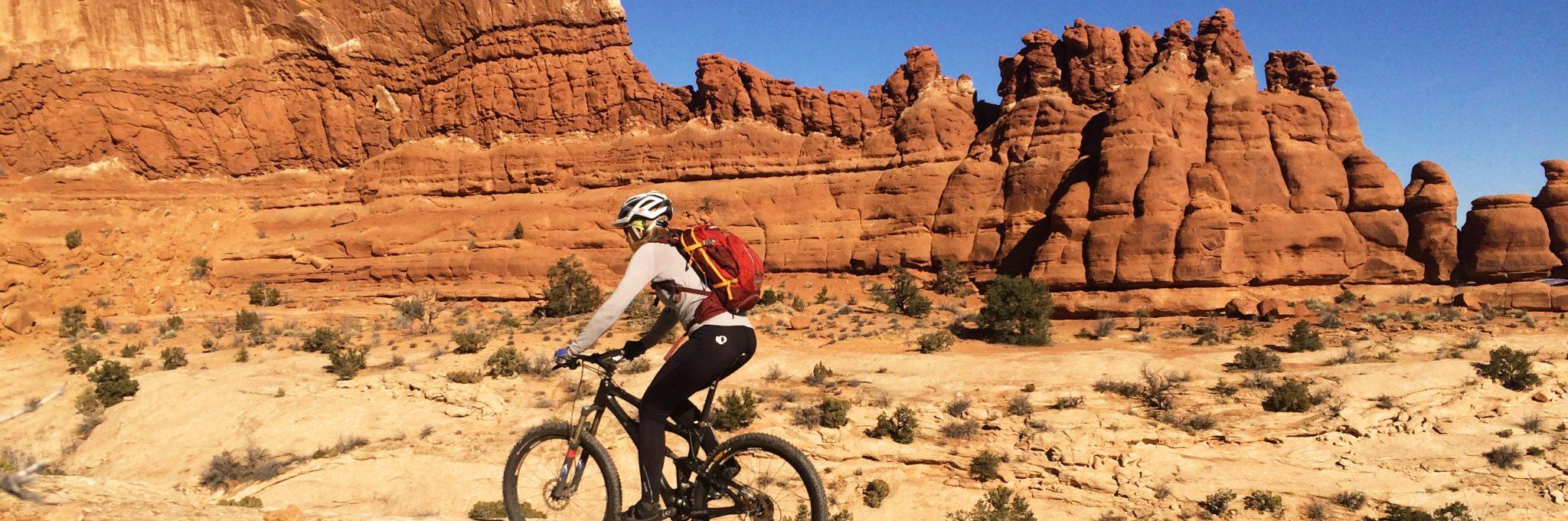Big Mesa Loop, Navajo Rocks