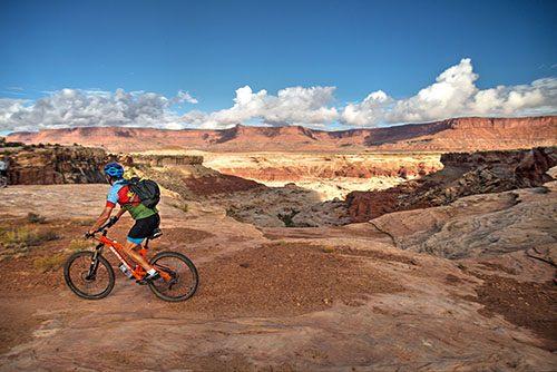 The Maze 5-day Guided Mountain Bike Tour