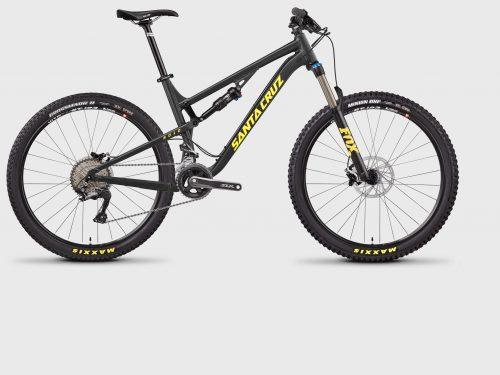 2017 Santa Cruz 5010 rental bike
