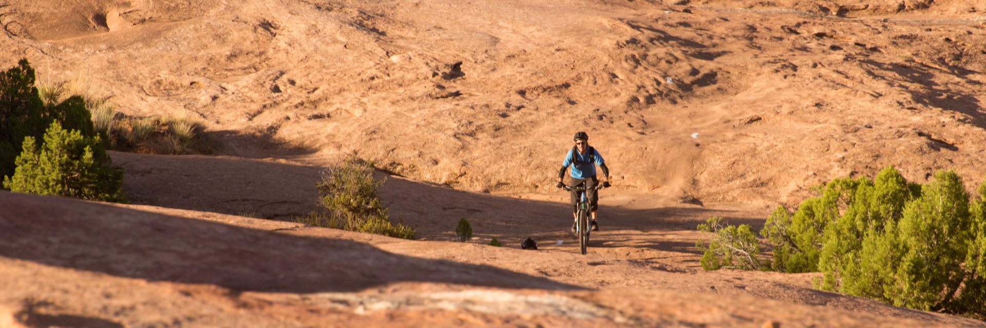 Slickrock Trail, Moab UT, world famous mountain bike guided tours