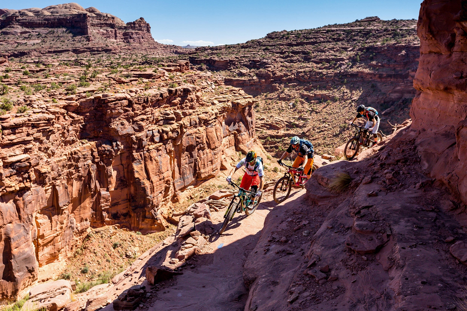 Guided Mountain Bike Tour