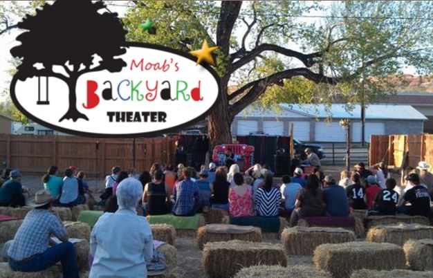 Moab's Backyard Theater is great evening entertainment after your mountain bike tour