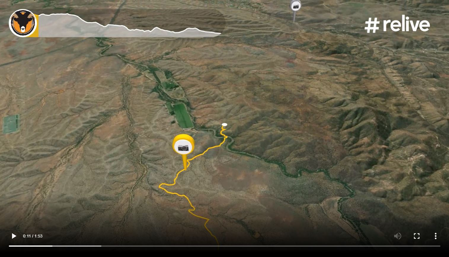 Black Canyon Trail Route Video