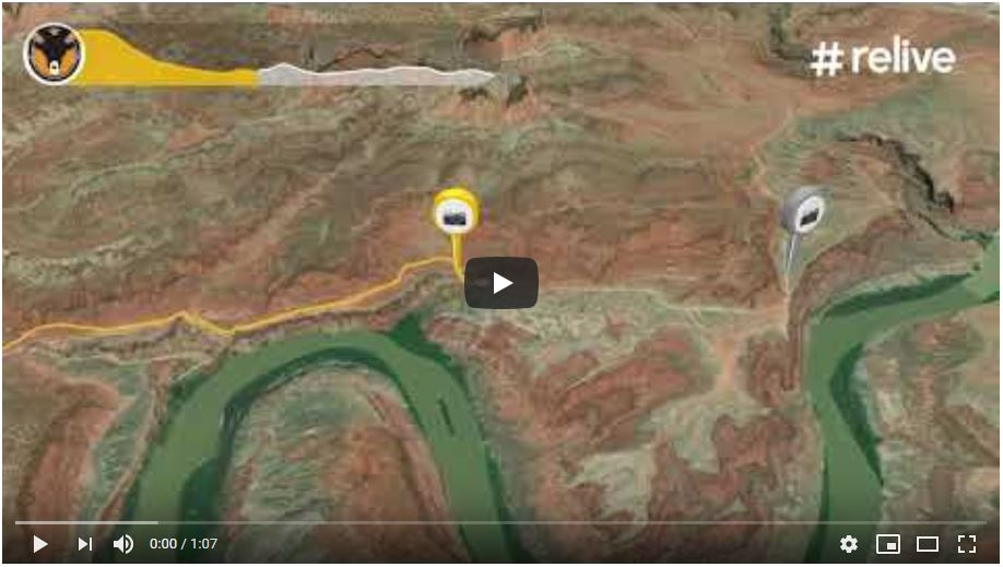 Canyonlands National Park Full-day Route Video