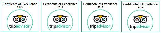 Trip Advisor Certificates Rim Tours 2019-16