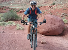Dave Burdette Mtn Bike Guide