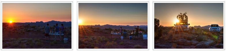 Desert Sunrise Photo Gallery