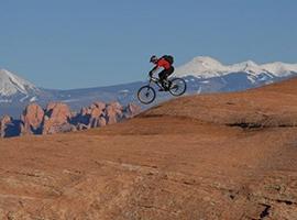 Gary Dye Rim Tours Bike Mechanic