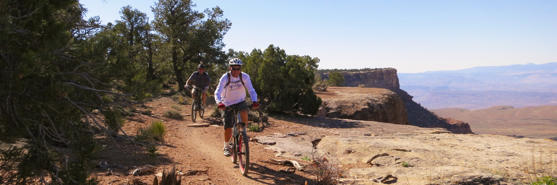 Gooseberry Mesa, St. George, Utah - amazing singletrack mountain biking, guided tour