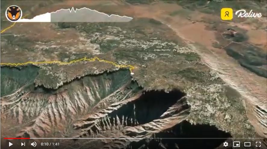 Gooseberry Mesa 3-day Route Video