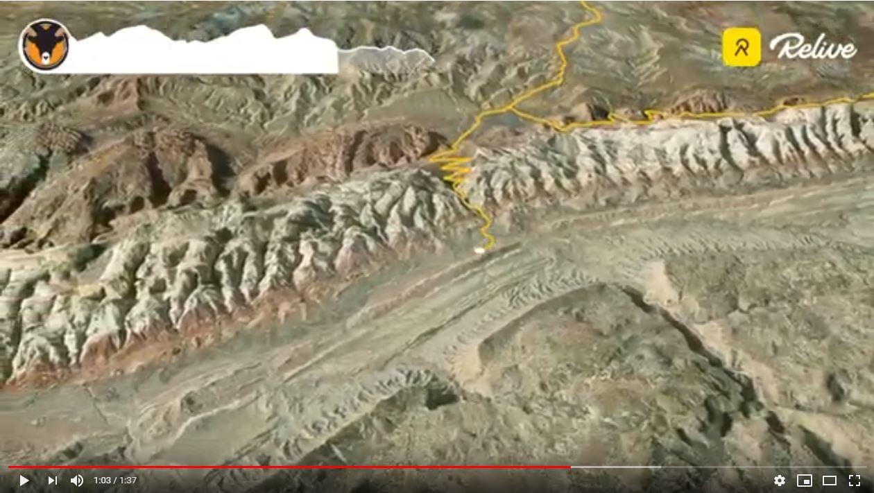 Grand Staircase-Escalante Route Video
