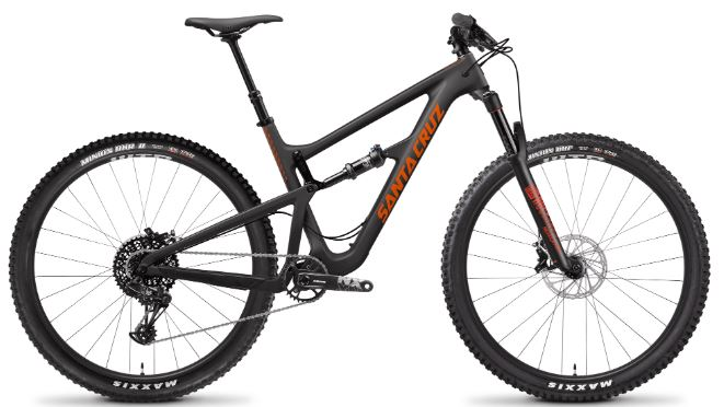 Santa Cruz Hightower Carbon 29""