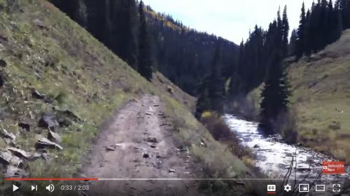Hermosa Creek Descriptive Video Thumbnail