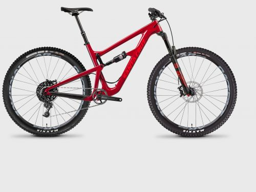 2017 Santa Cruz Hightower (carbon) rental bike