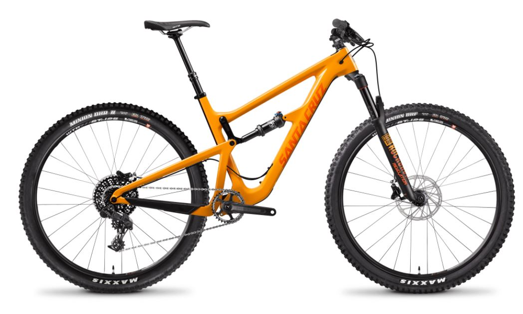 SANTA CRUZ HIGHTOWER CARBON R 29 2018
