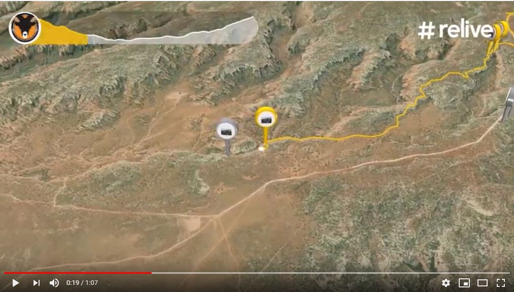 Magnificent 7 Half-day Route Video Thumbnail