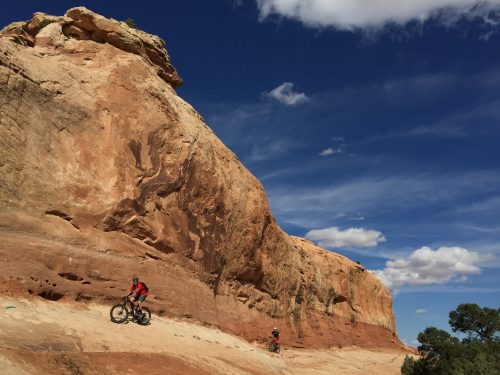 Navajo Rocks Singletrack Trail