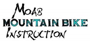 Moab Mountain Bike Instruction Logo