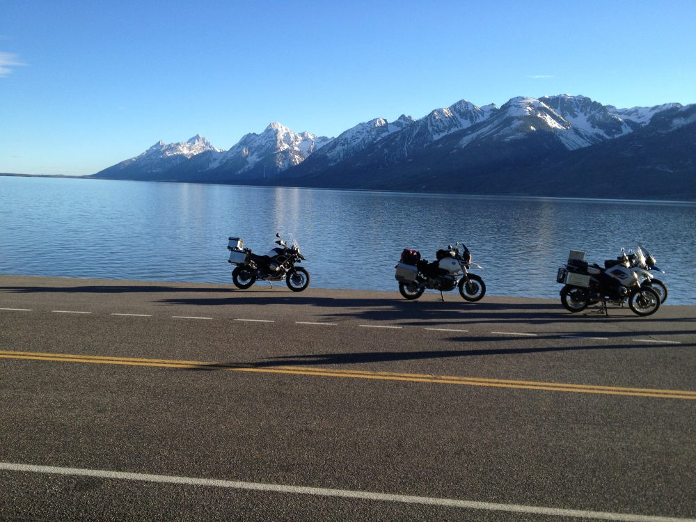 Adventure Holiday on a Motorcycle tour