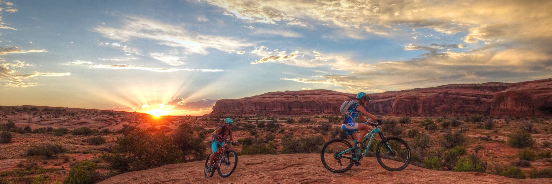 Navajo Rocks is solid intermediate mtb