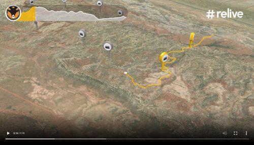 North Klondike Half-day Route Video