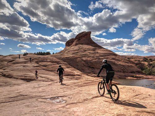 Slickrock Trail | The Shimp Rocks