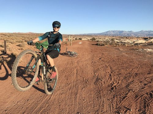 Moab Mountain Biking Big Ride