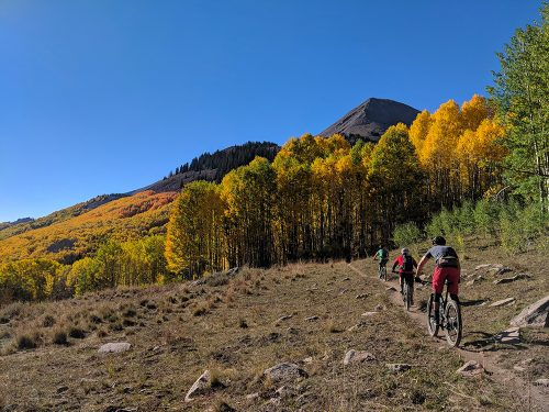 Fall Mountain Biking in Moab and Southeast Utah