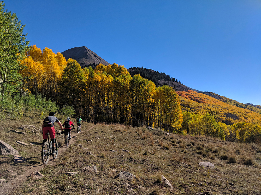 Fall Mountain Biking in Moab and Southeast Utah