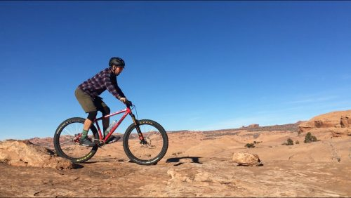 Winter Training: Riding Up