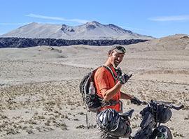 Scott Pauker in Chile