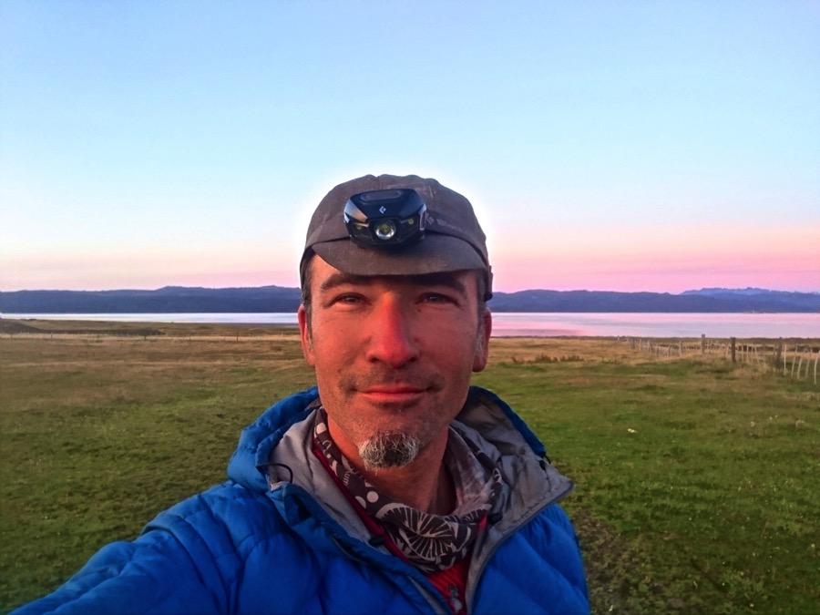 Scott in Argentina
