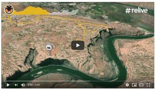 Slickrock Trail Route Video Thumbnail