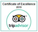 TA Cert of Excellence 2019