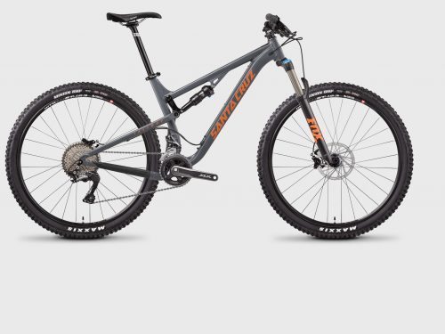 2017 Santa Cruz Tallboy (aluminum) rental bike