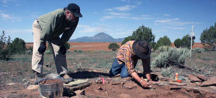 join a group of archaeologists at Crow Canyon Archaeological Center, located in Cortez, Colorado