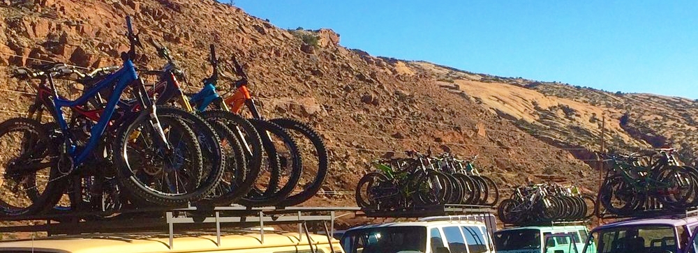 moab mountain bike shuttle